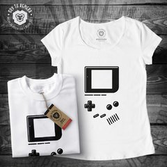 Remera Game Boy