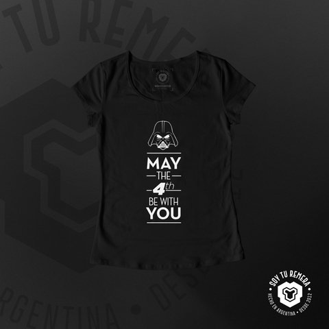Remera Star Wars - 4 de Mayo DIA de STAR WARS - comprar online