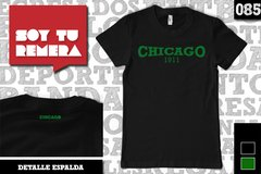 Remera Chicago 1911