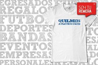 Remera Quilmes Atletico Club