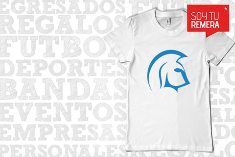 Remera Racing La Guardia Imperial