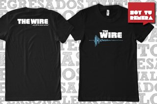 Remera The Wire 1