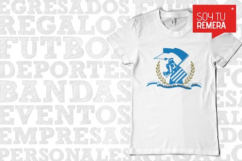 Remera Racing Guardia Imperial