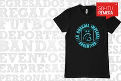 Remera Racing Guardia Imperial - Argentina