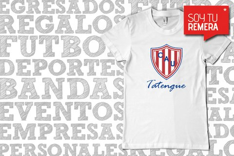Remera Union Tatengue + escudo - comprar online