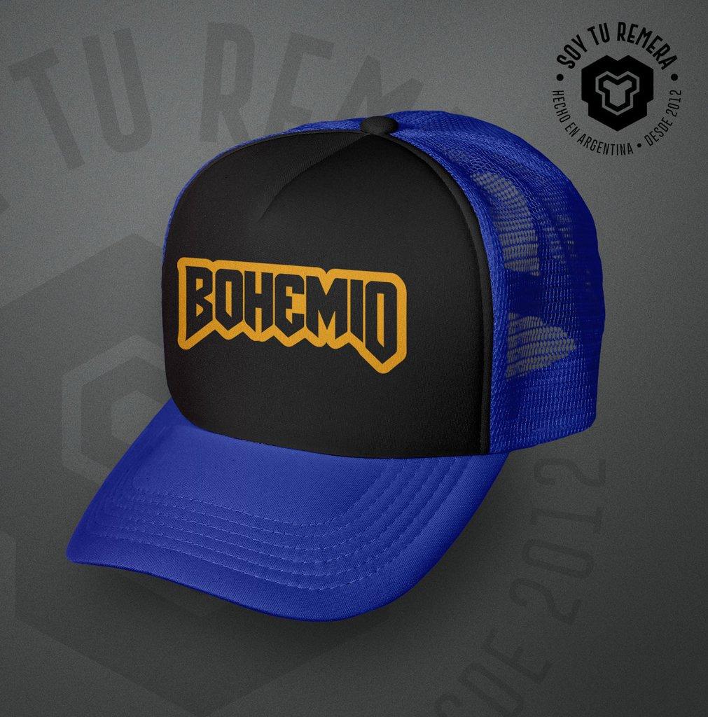 Gorra Trucker Atlanta Bohemio - SOY TU REMERA 775762d0021