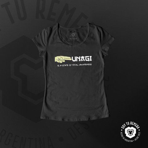 Remera UNAGI - Friends en internet