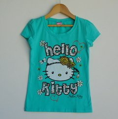Remera hello kitty