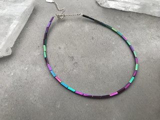 Chocker Slim colorida