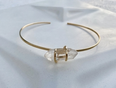 Chocker Acqua cristal | ouro