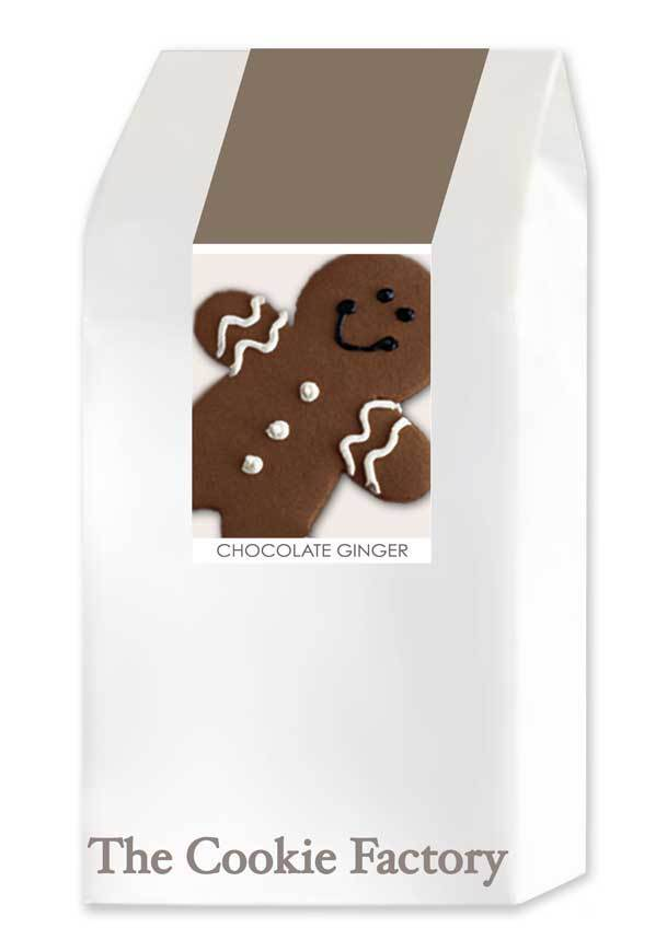 Chocolate Ginger Cookies - comprar online