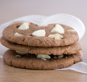 Cookies de Chocolate Blanco - comprar online