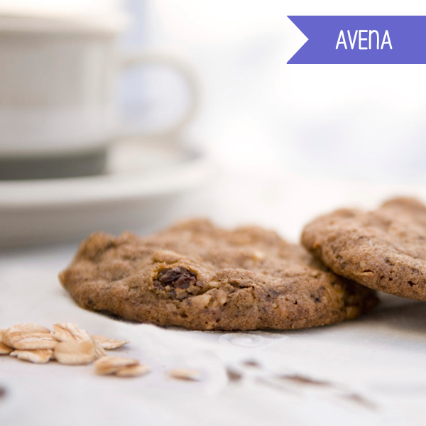 Cookies de Avena y Mix de Nueces