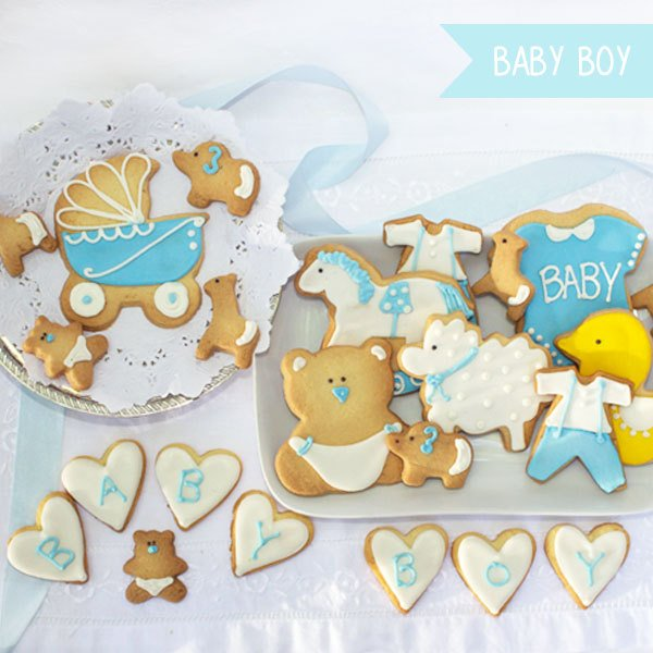 cookies baby shower