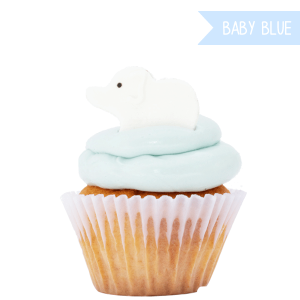 BLUE BABY SHOWER PARTY BOX - comprar online