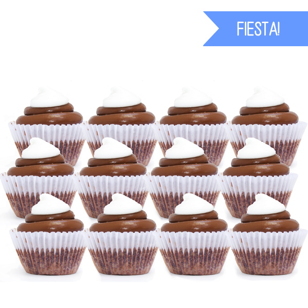 BROWNIE CUPCAKES  en internet