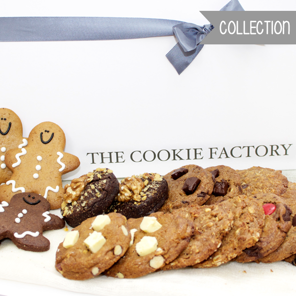 Collection Cookie Box x 18 - comprar online