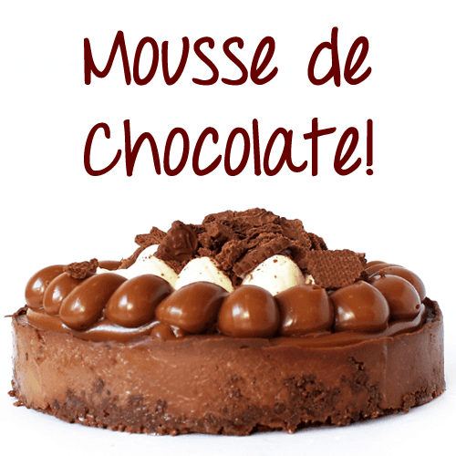 Torta Mousse de Chocolate en internet