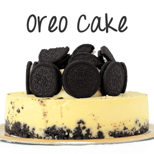 Oreo Cheescake en internet