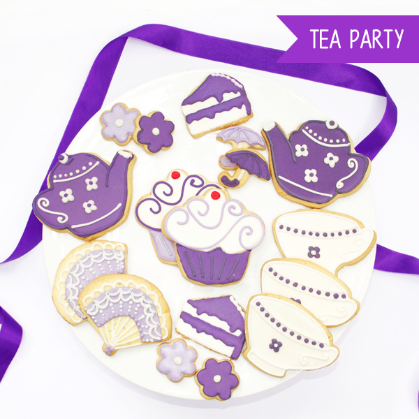 Tea Party Gift Box - comprar online