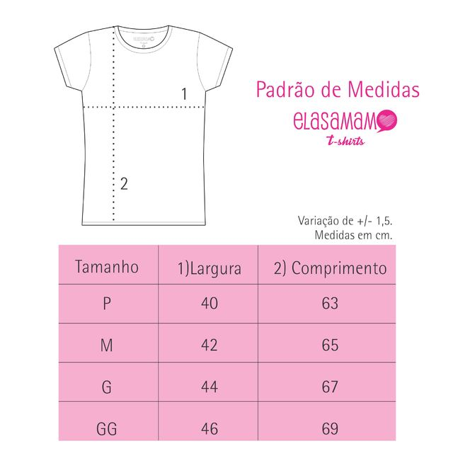 T shirt Exclusiva Elas Amam - Diamonds X Nail Polish - comprar online