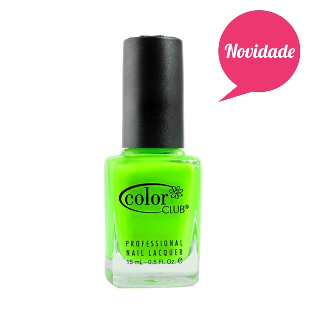 Esmalte Color Club AFN02 The Lime Starts Here
