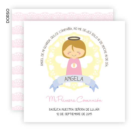 Angelita Love de la Guarda Box Comunión - comprar online
