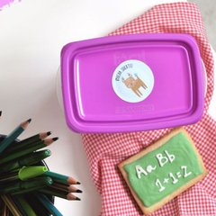 Lunch Box Stickers - comprar online