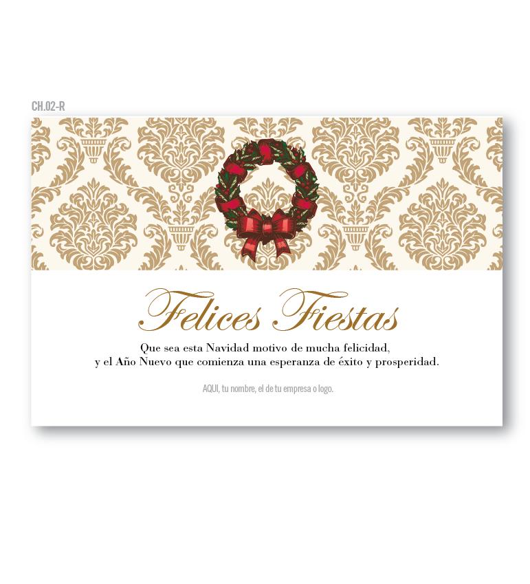 Fiesta barroca tarjetas para navidad y fin de a o - Fin de ano en toledo ...