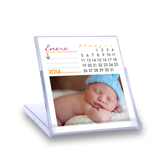 Calendario en Caja Mini CD 10x10 - Personalizados!