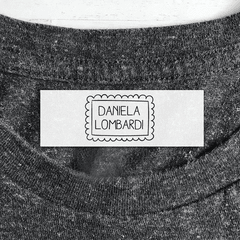 Daniela - Sello para Tela + Papel en internet