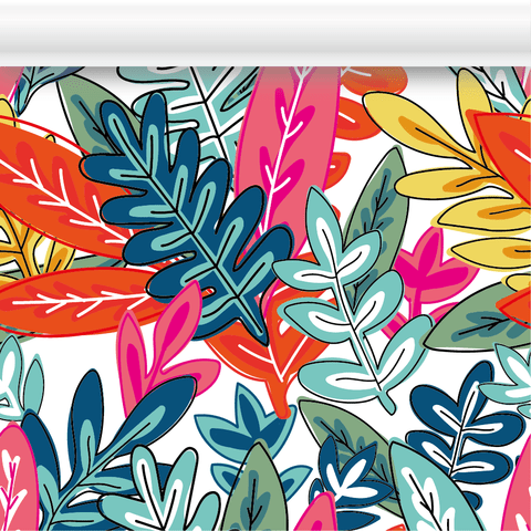 Jungle Colors - Varios Colores - Empapelado - comprar online
