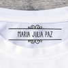 Maria Julia - Sello para Tela + Papel