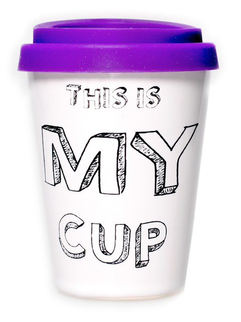 Taza My Cup