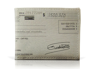 Billetera Cheque
