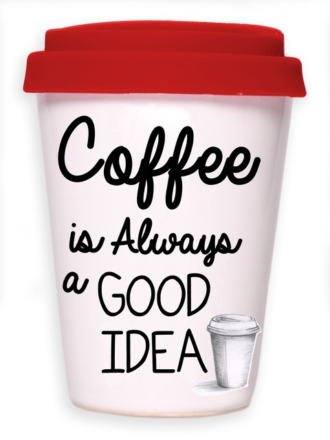 Taza Coffe Good Idea