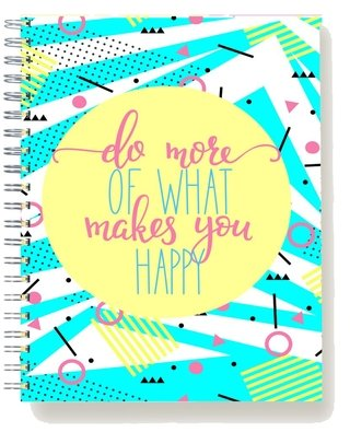 Cuaderno Do more
