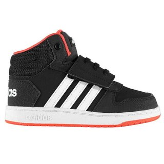 Adidas Hoops Red & Black