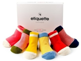 Kit 6 Meias Etiquette Paris - comprar online