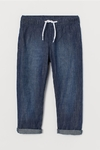 Calça Jogger Jeans H&M London