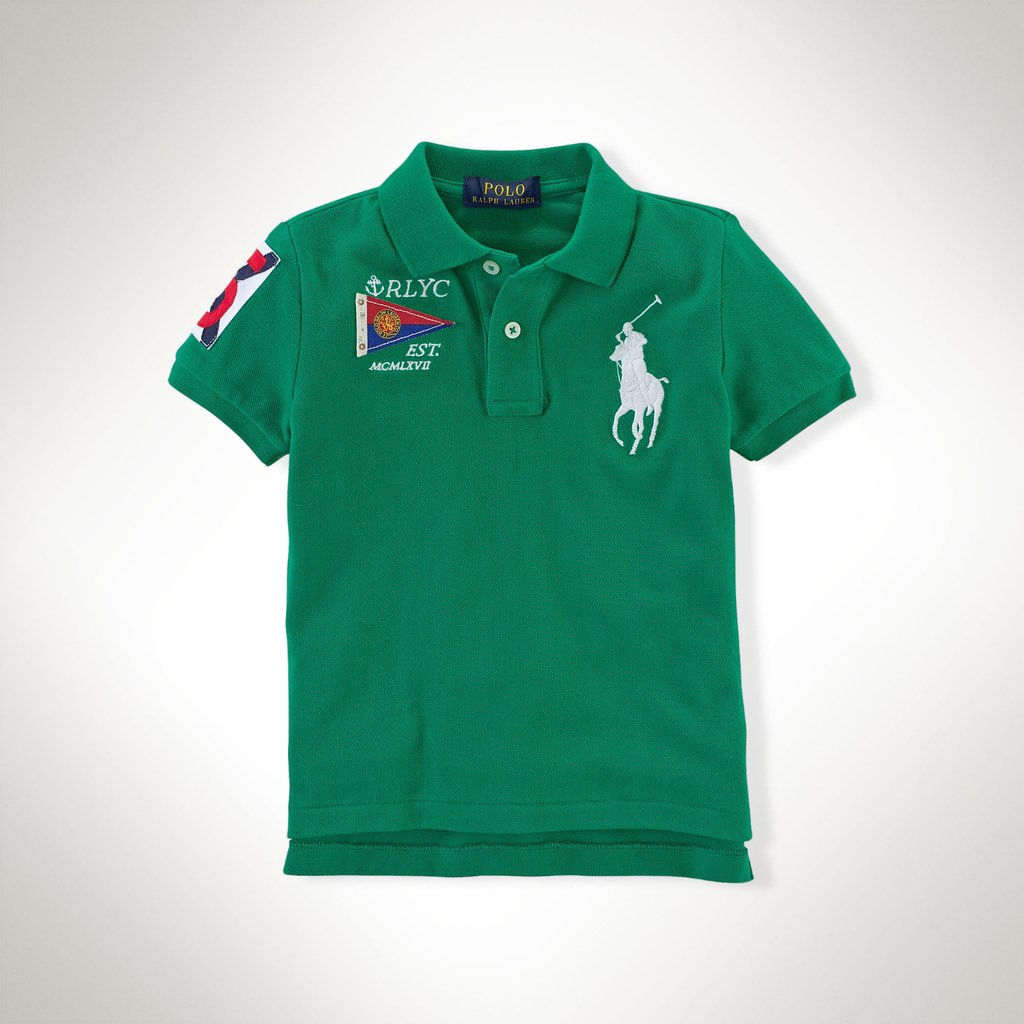 Camisa Polo Ralph Lauren - Buy in CHICBABY.COM.BR — CHICBABY.COM.BR f7cd189514f