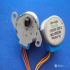 Motor Air Sweep Midea Modelo Mse18 CR