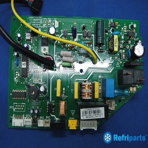 Placa Eletronica Evaporadora Carrier Inverter X-Power Modelo 42LVCC18C5