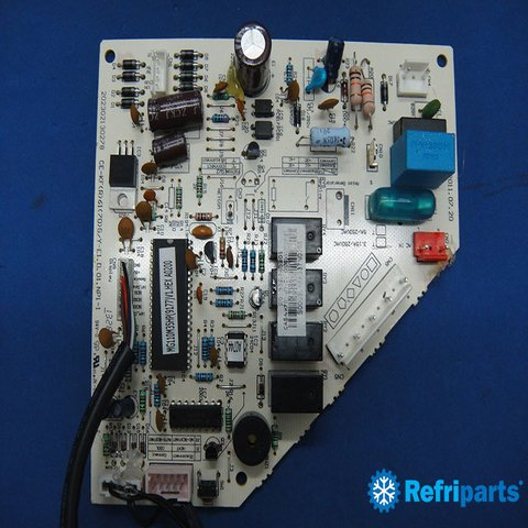 Placa Eletronica Evaporadora Carrier New
