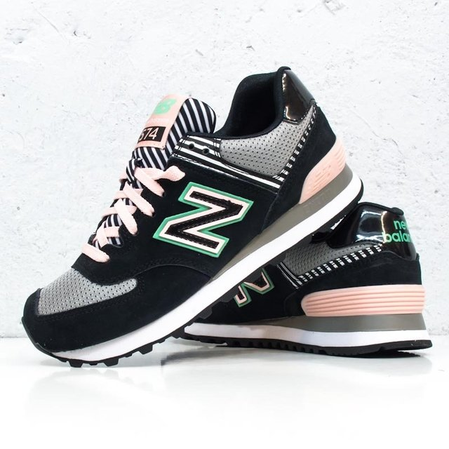 Zapatillas New Balance  De Mujer WL 574 BFK Lifestyle Palm Springs Pack en internet