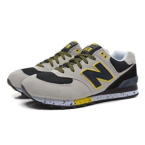 Zapatillas New Balance ML 574 AT Lifestyle Exclusivo 90 Pack - comprar online