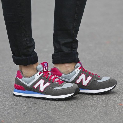 new balance clasicas mujer