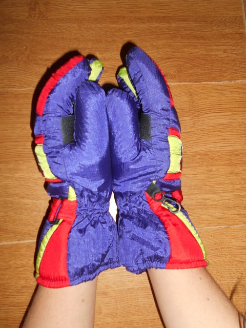 Guantes Para Nieve de Mujer Thinsulate talle M - PegasoPatagonia