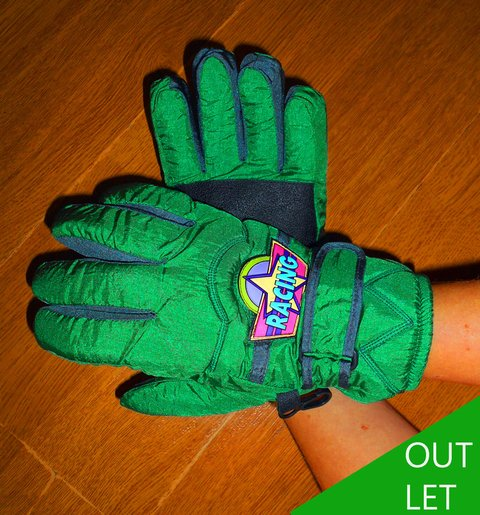 Guantes Ski Mujer Doss Talle Small
