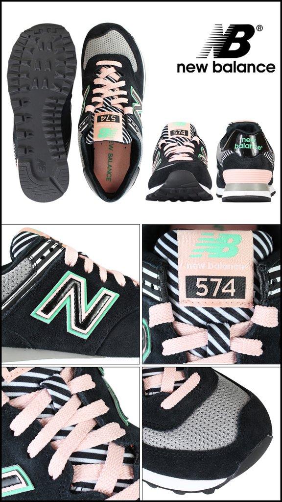 zapatillas new balance de mujer wl574 bfk